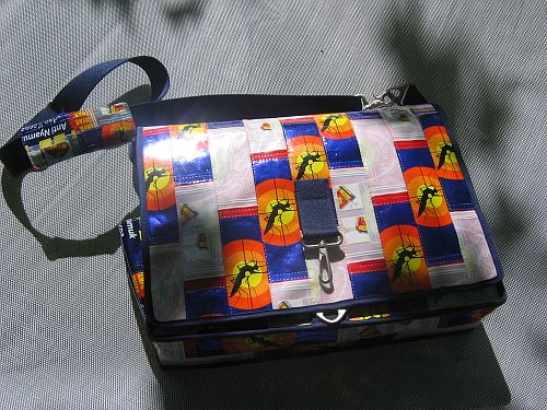 recycled laptop bags