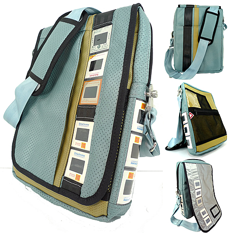 recycled laptop bag