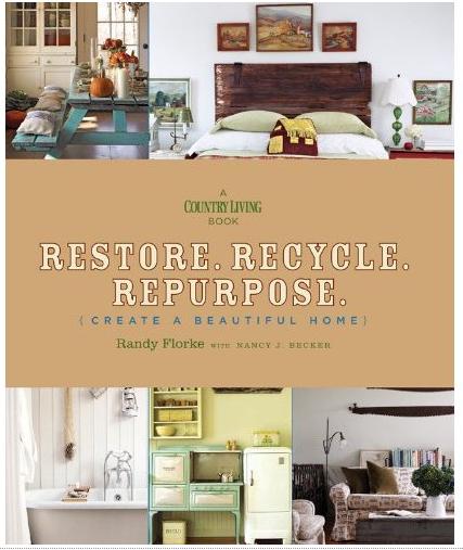 restore, recycled, repurpose